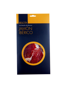 Sliced Iberico Bellota Ham