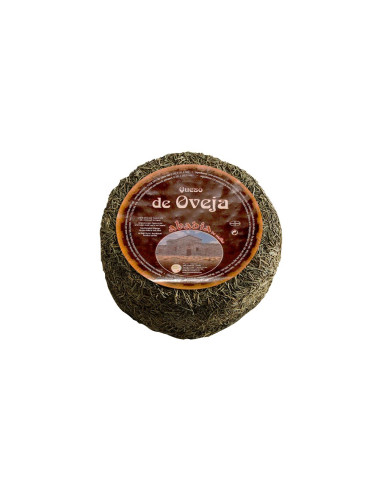 Semi Cured Sheep's Milk Cheese with Rosemary wheel