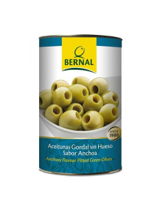 Buy Pitted Gordal Olives, Catering Size Tin