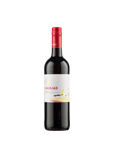 Navajas Rioja red wine, 75cl