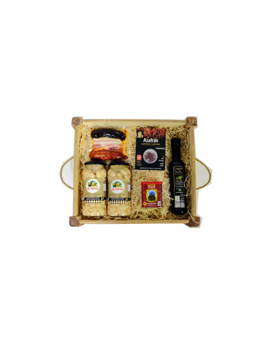 La Fabada Hamper Spanish Cooking Set