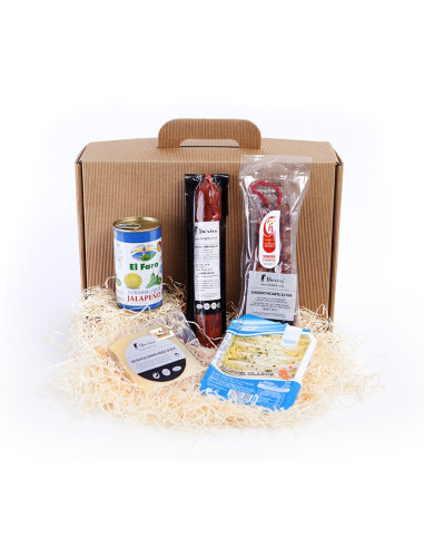 De Tapas Spanish Gift Food Hamper