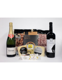 Tapas For Two Date Night Food Hamper