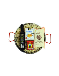 La Paella Mixta Spanish Cooking Gift Set