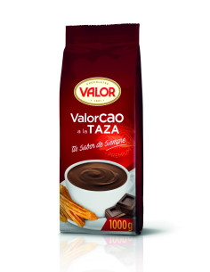 Valor Cao – Hot Chocolate 1000g