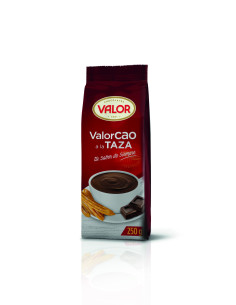 Valor Cao – Hot Chocolate 250g