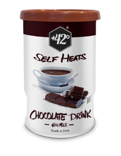 +42 Hot Chocolate, with milk 205ml