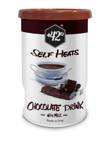 Hot Chocolate, with milk 205ml