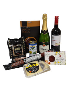 Tapas Date for Couples Food Box