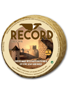 Record Iberico Cheese, 6 months old, pasteurised, 3kg wheel