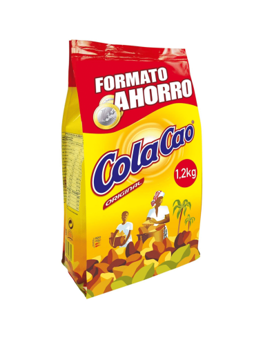 Cola Cao Catering Size Bag 1.2kg